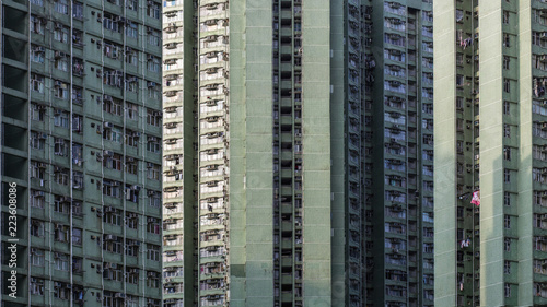 Low angle view of buildings