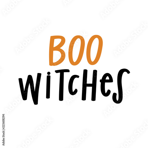 Fotografie, Obraz  Boo witches
