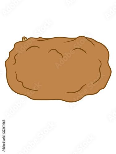 Kartoffel Gemuse Essen Lecker Kochen Kuche Koch Hunger Comic Cartoon