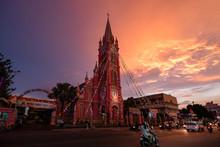 Tan Dinh Church , Vietnam
