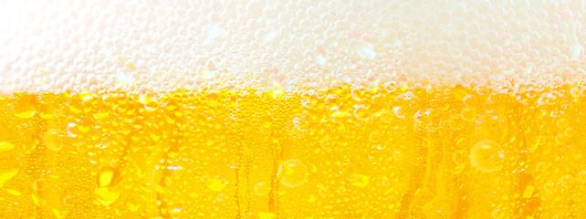 Panel Szklany冷えた生ビール