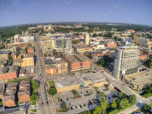 Photo  Iowa City is an Urban Center in Iowa
