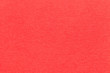 canvas print picture - Texture of old bright red paper closeup. Structure of a dense cardboard. The carmine background