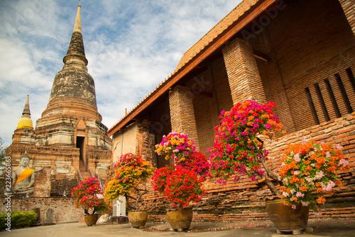 In de dag Bangkok travel destination near bangkok thailand