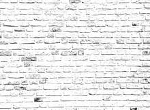Distressed Overlay Texture Of Old Brickwork