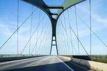 Fehmarn Sound Bridge (German: ...