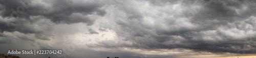 Fotografia Nubes de tormenta