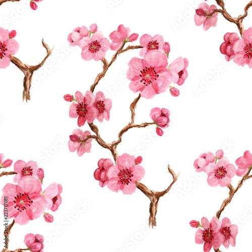 wzor-seamles-z-sakura