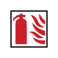 Fire Extiguisher Icon