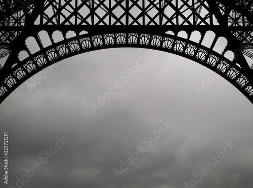 Photographie  Eiffel tower detail