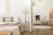 Real Photo Of White Bedroom In...