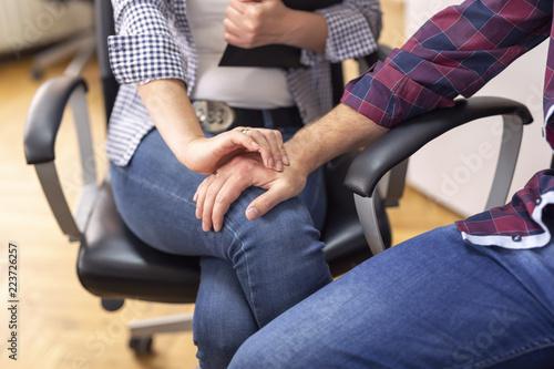Fototapeta Sexual harassment at work obraz