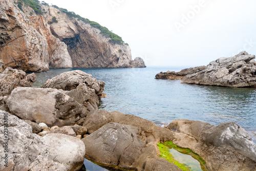 Fotografía  Breathtaking landscapes along Costa Brava in Catalonia Spain