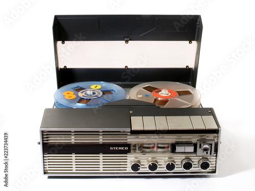 Tonbandgerät - analog