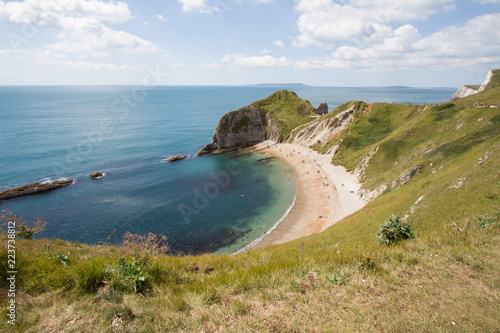 Photo  Durdle Door, Dorset