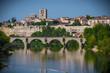Zamora, ciudad histórica y cultural,en el centro España