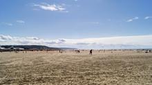 Trouville Sur Mer, La Spiaggia