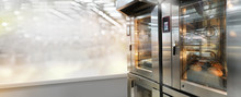 Commercial Bread Oven With Dis...