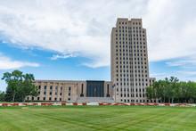 North Dakota Capital Building