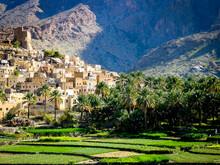 The Beautiful Mountain Village...