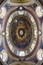 The Ceiling Of St. Peter's Chu...
