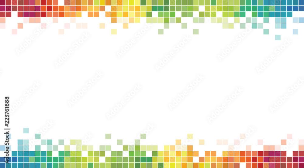 Fototapeta pixel