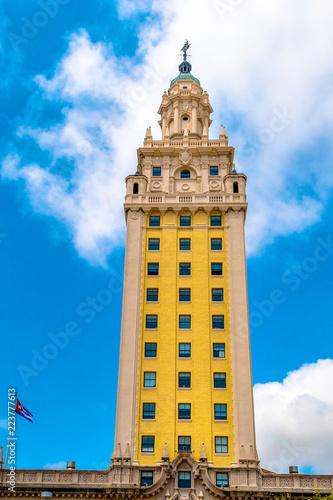 Photo  Freedom Tower, Miami, Florida, United States