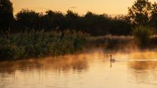 Beautiful Dawn Landscape Image...