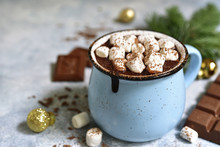 Homemade Festive Hot Chocolate...