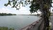 フィリピン リブマナン川の風景