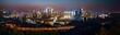 Chongqing urban architecture at night