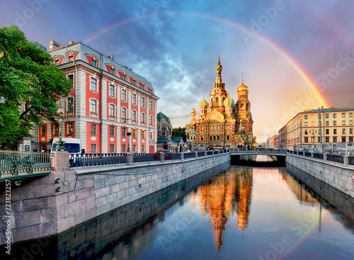Fotografering  Russia, St