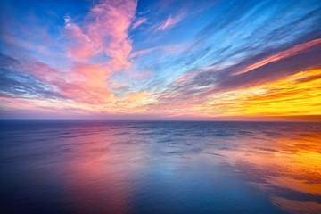 Kurz vor Sonnenaufgang an der Ostsee auf Rügen