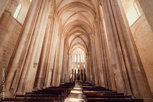 Mosteiro de Alcobaça Canvas Print