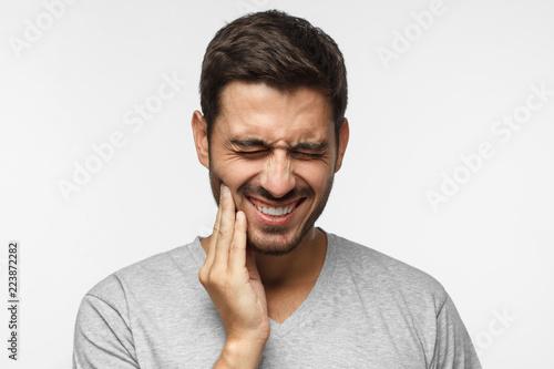 Fotografia  Toothache concept