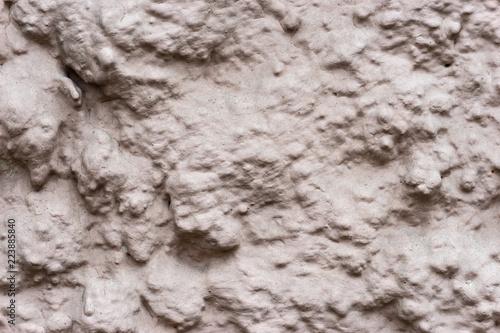In de dag Stenen Grunge rough stone texture of beige color