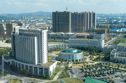 Foto  views of the suburb of Changsha - Wangcheng