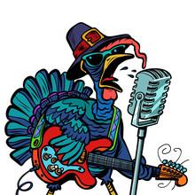 Thanksgiving Turkey Character ...