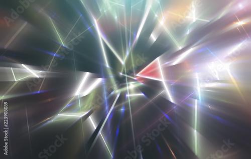 Fotografía  abstract multicolored background