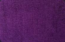 Purple Lilac Fabric Fluffy Rug...