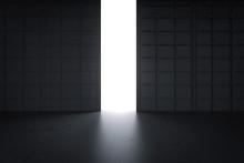Silhouette Factory Interior