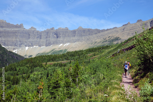 Iceberg Lake Trail is one of the best hiking trails in