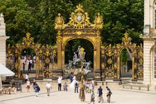 Nancy, Place Stanislas, Lorraine