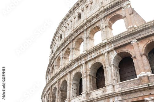 Fototapeta  Colosseum in Rome Italy