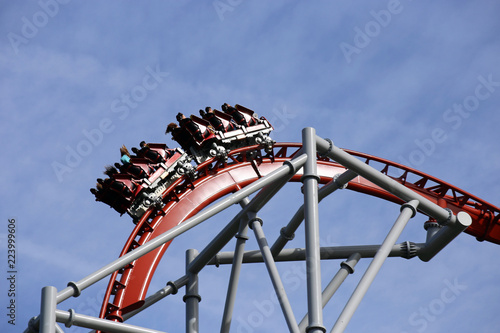 Zdjęcie XXL Roller Coaster, Super Coaster Looping