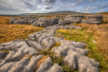 Whernside Is A Mountain In The...