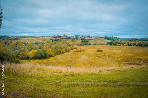 tourism in small Karelians near Arkhangelsk