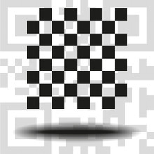 Vector Chessboard Icon