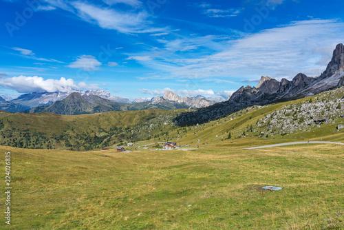 Fotografie, Obraz  Italien - Südtirol - Passo di Giau