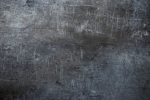 Concrete Scratched Floor